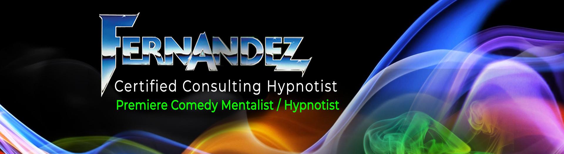 fernandez hypnotist and mentalistntalist